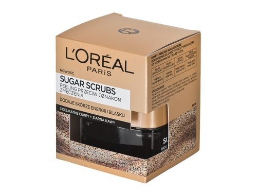 Peeling Loreal Sugar Scrubs Coffee