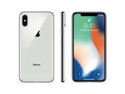 Smartfon Apple iPhone X LTE WiFi 256GB iOS 11 srebrny