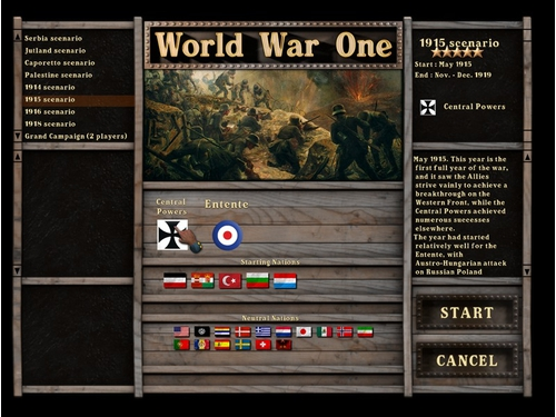 World War One Centenial Edition - K00857