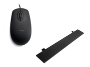 Dell MS111 Wired Optical Mouse + Podpórka pod nadgarski do klawiatury Dell KB216 - C0451735