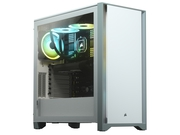 OBUDOWA CORSAIR 4000D TG White Mid Tower ATX - CC-9011199-WW
