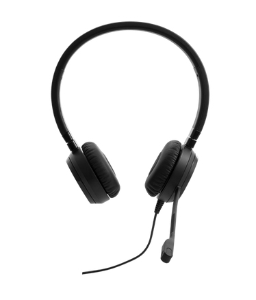 #Lenovo Wired VOIP Stereo Headset 4XD0S92991