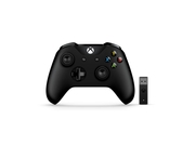 Gamepad Microsoft Gamepad Microsoft Xbox One + adapter PC