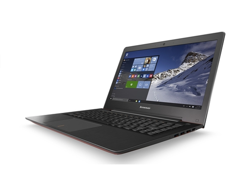 "Laptop Lenovo IdeaPad 500s-13ISK 80Q200AVPB Core i7-6500U 13,3"" 8GB SSHD 500GB GeForce GT920M Win10"