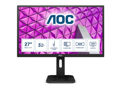 "MONITOR AOC LED 27"" Q27P1"