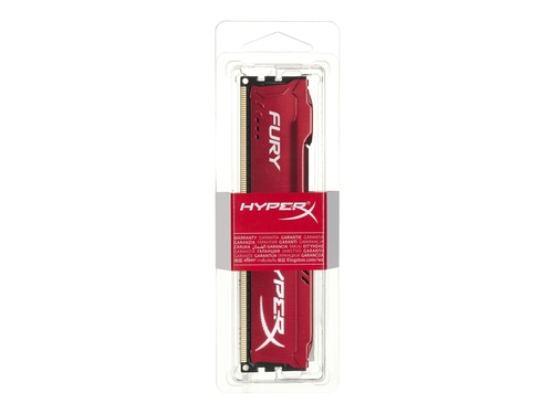 Pamięć RAM Kingston HyperX Fury HX316C10FR/4 DDR3 DIMM 4GB 1600 MHz
