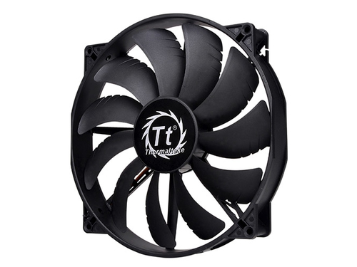 Wentylator do obudowy Thermaltake Pure 20 (200mm, 800 RPM) Retail/Blister - CL-F015-PL20BL-A