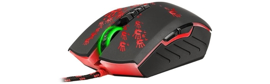 #Mysz A4Tech Bloody Gaming A60 Blazing USB Metal XGlide Armor Boot