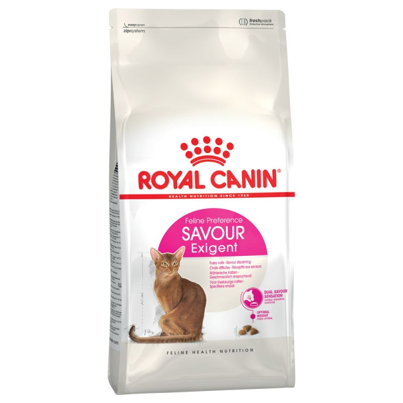 #Karma Royal Canin Cat Food Exigent Savour Sensation 10kg