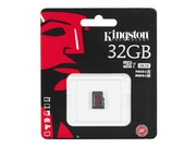 Karta pamięci MicroSDHC Kingston 32GB Class 10 SDCA3/32GBSP