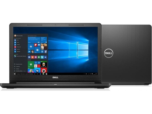 "Laptop Dell V3568 S066VN3568BTSPL01_1901 Core i5-7200U 15,6"" 8GB SSD 256GB Intel HD Win10Pro"