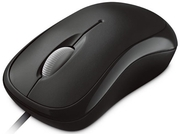 Mysz Microsoft Basic Optical Mouse Black - P58-00057