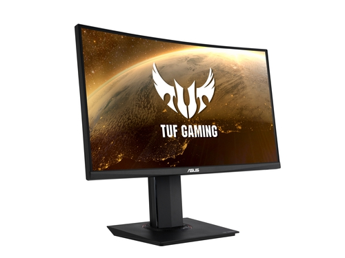 MONITOR GAMINGOWY ASUS TUF 23.6 inch Full HD Curved - 90LM0570-B01170