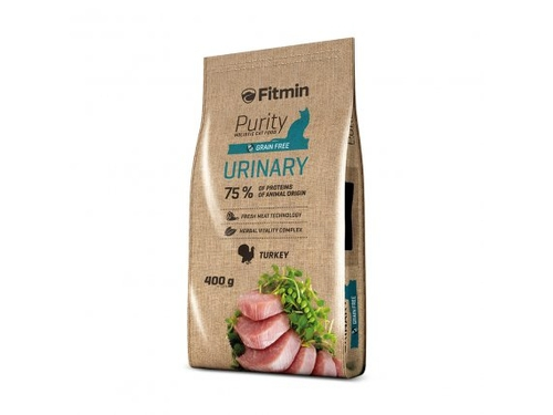 Fitmin cat purity urinary 0,4kg