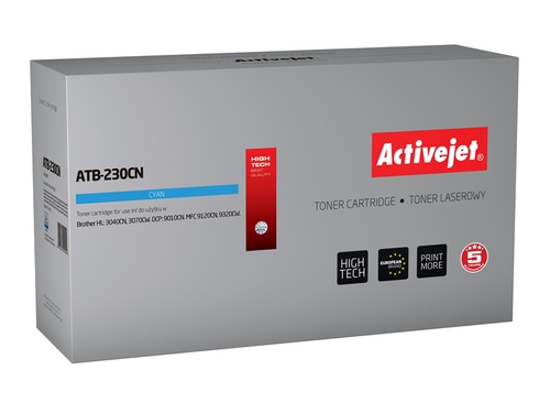 Toner Activejet ATB-230CN zamiennik Brother TN-230C Supreme niebieski