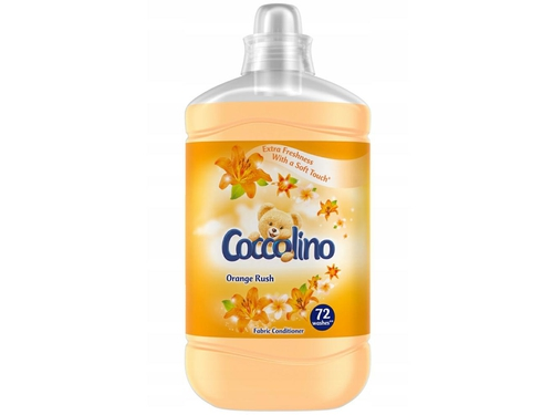 COCCOLINO Orange Burst Płyn do płukania 6x1800ml