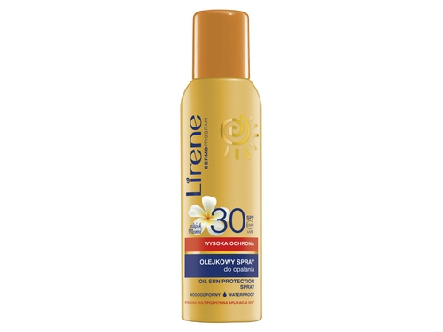 Olejkowy spray do opalania LIRENE SUN SPF30 150ml - 13E3167-01-01