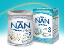 #Nestle NAN Optipro 3 (2X400G)