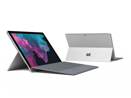 "Laptop Microsoft Surface Pro 6 LGP-00004 Core i5-8250U 12,3"" 8GB SSD 128GB Intel UHD 620 Win10"