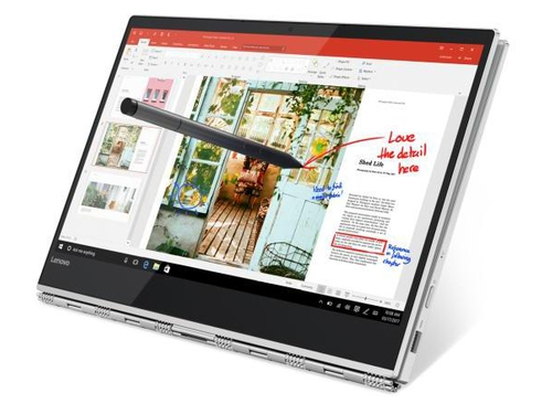 "2w1 Lenovo Yoga 920-13IKB 80Y7006VPB Core i7-8550U 13,9"" 8GB SSD 512GB Intel® UHD Graphics 620 Win10"