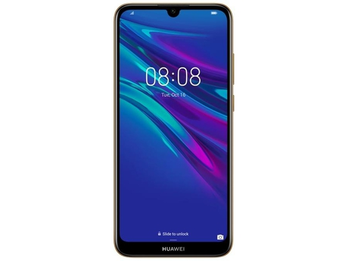 Smartfon Huawei Y6 32GB Brown Bluetooth WiFi GPS LTE BDS 32GB Android 9.0 Amber Brown