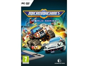 Gra PC Micro Machines: World Series