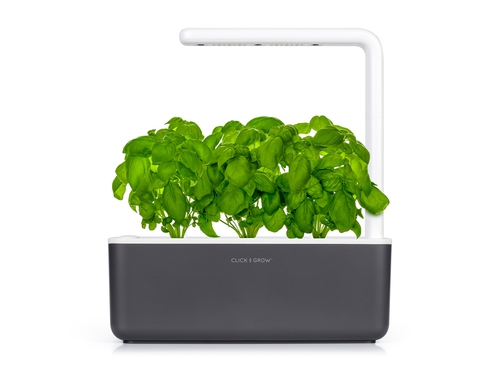 Click&Grow Int. doniczka Smart Garden 3 Dark Grey