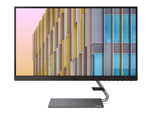 "Monitor Lenovo Q24h-10 23.8"" 4 ms 16:9 1000:1 HDMI. DP. USB Type-C 3.1 Warm Gray - 66A8GAC6EU"
