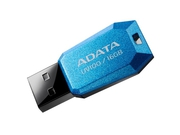 ADATA FLASHDRIVE UV100 16GB USB 2.0 BLUE - AUV100-16G-RBL
