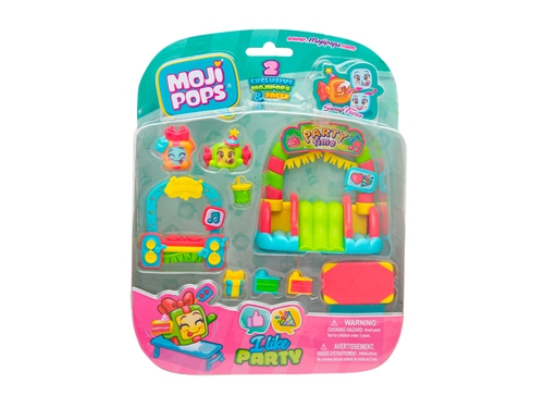 MojiPops Blister I Like Party Figurki - PMPSB216IN40
