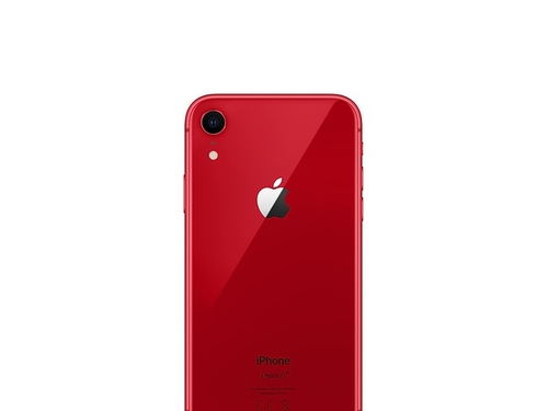 Apple iPhone XR 128GB Red - MRYE2ZD/A