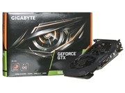 Karta graficzna Gigabyte GeForce GTX 1660 GeForce GV-N1660OC-6GD HDCP Support 6GB GDDR5 8002 MHz 192-bit