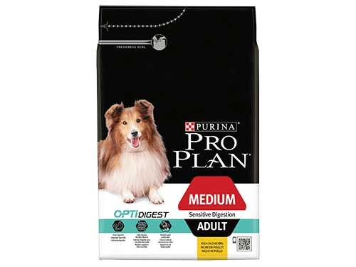 PURINA PRO PLAN Adult Medium Sensitive Lamb 14kg