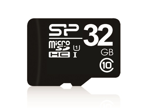 Silicon Power microSDHC 32GB Class 10 - SP032GBSTH010V10