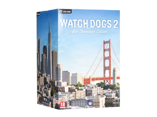 Gra PC WATCH DOGS 2 SAN FRANCISCO EDITION