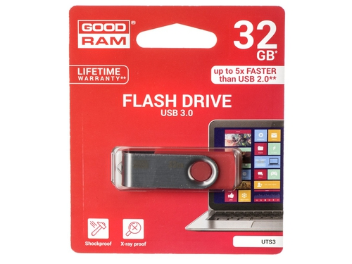 Pendrive GoodRam Twister 32GB USB 3.0 UTS3-0320R0R11