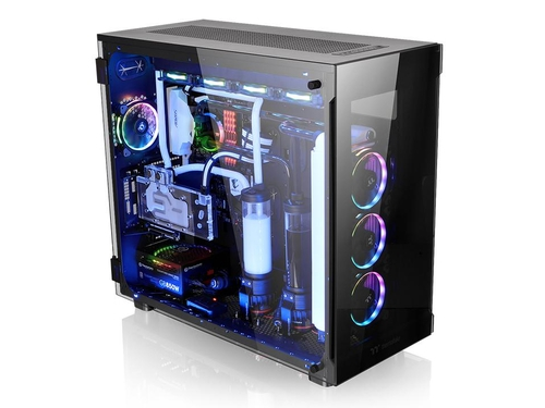 Obudowa Thermaltake View 91 RGB Riing Temp. Glass - CA-1I9-00F1WN-00