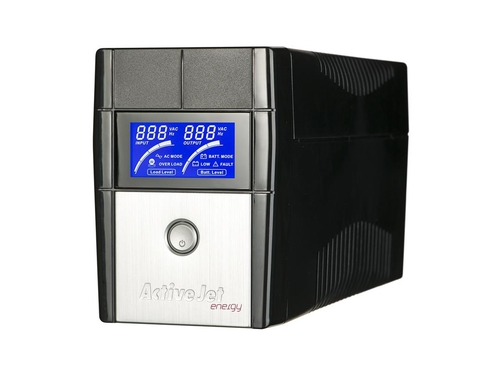ActiveJet UPS AJE- EASY 650 LCD - AJE-EASY650 LCD