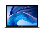 Apple 13-inch MacBook Air: 1.1GHz dual-core 10th-generation Intel Core i3 processor, 256GB - Space Gray MWTJ2ZE/A