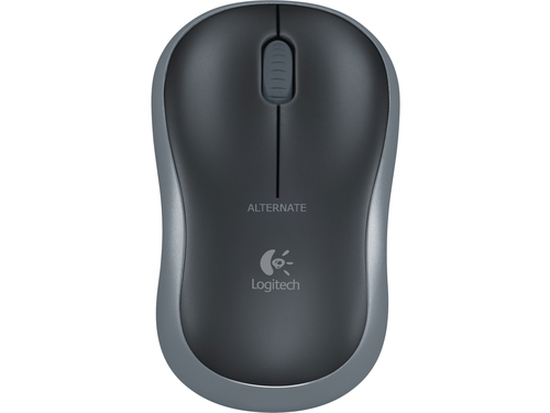 MYSZ LOGITECH Wireless M185 szary - 910-002238