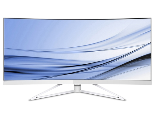 "Monitor Philips 34"" 349X7FJEW/00 VA 3440x1440 Curved 100Hz"