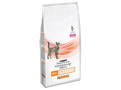 PURINA PRO PLAN VET DIETS OM Obesity cat 1,5kg
