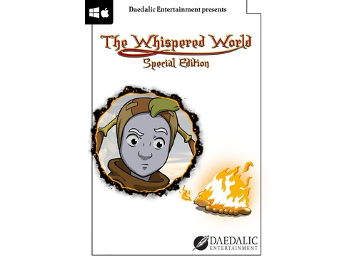 Gra wersja cyfrowa DLC The Whispered World Special Edition K00101