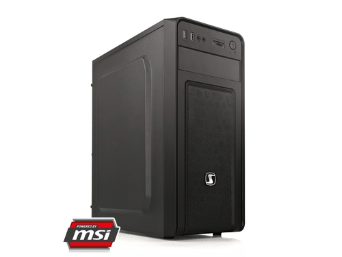 Komputer Actina Core i3-7100 Intel® HD Graphics 630 GeForce GTX1050Ti 8GB DDR4 DIMM HDD 1TB NoOS