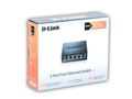 Switch D-Link DES-105/E 5x 10/100Mbps