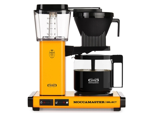 Moccamaster KBG 741 Select - Yellow Pepper - 8712072539846