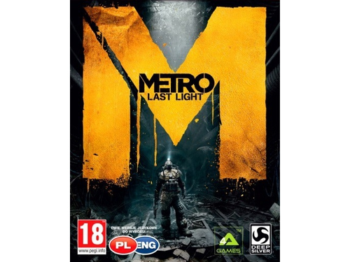 Gra PC BDR Metro: Last Light