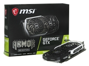 Karta graficzna MSI GeForce GTX 1660 GeForce GTX 1660 ARMOR 6G OC HDCP Support 6GB GDDR5 8000 MHz 192-bit