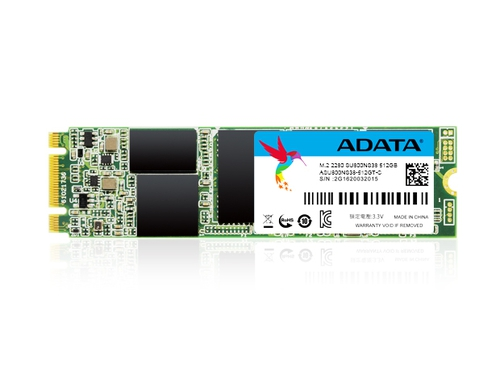 ADATA Ultimate SU800 M.2 2280 3D 512GB 560/520MB/s - ASU800NS38-512GT-C
