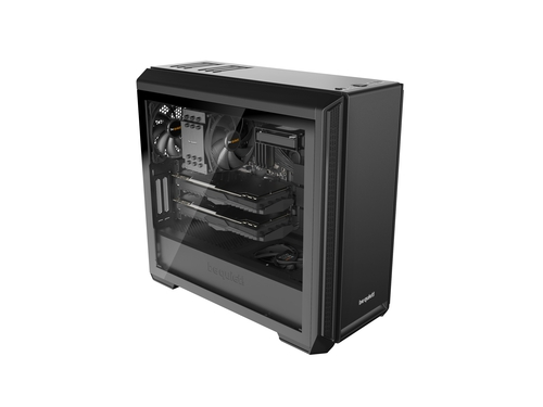 OBUDOWA BE QUIET! SILENT BASE 601 Window Black - BGW26